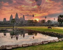 New pricing policy for Angkor temple entrance