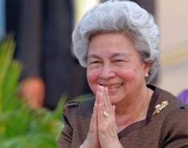 Birthday of Her Majesty Queen Mother NORODOM MONINEATH SIHANOUK