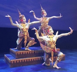 15th Anniversary of the Royal Ballet of Cambodia's inscription into UNESCO Oral & Intangible World Heritage